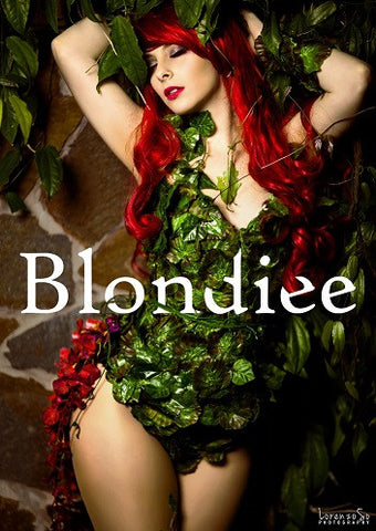 Blondiee Mini Poster