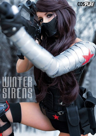 The Winter Sirens Bucky Mini Poster