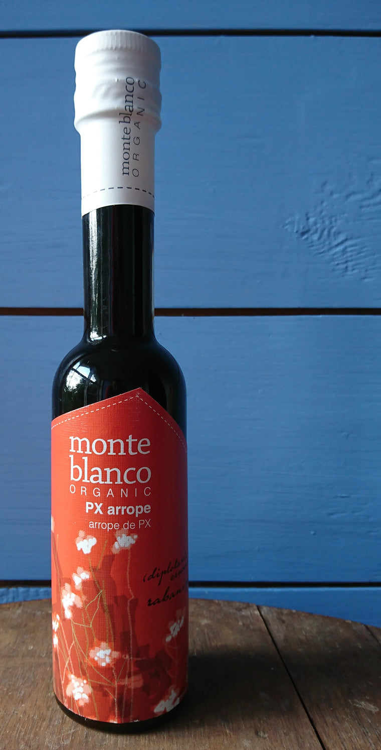 Monte Blanco - ARROPE DE PX ORGANIC. Flaska 200 ml.