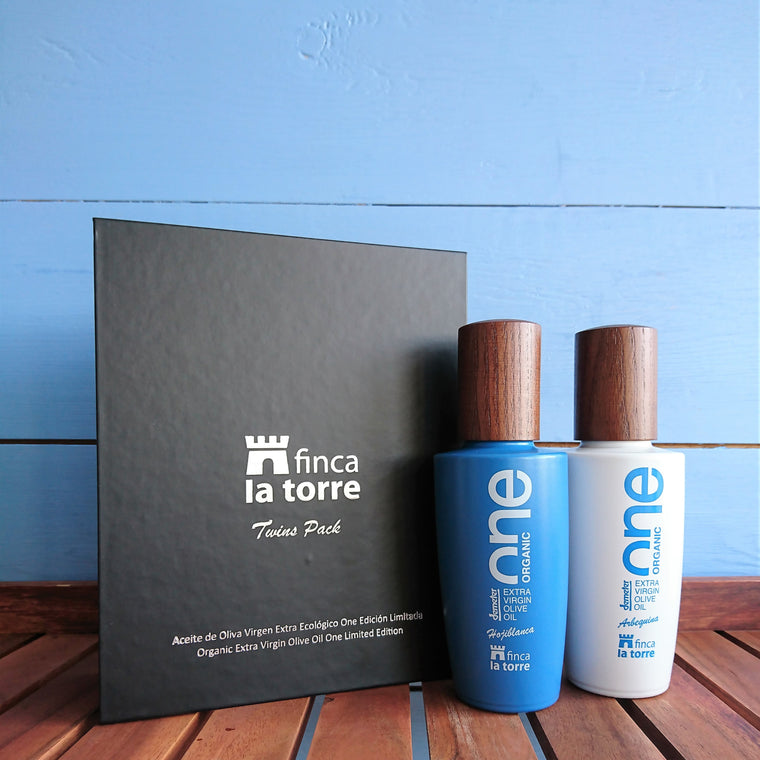 Finca La Torre - TWINS PACK Limited Edition. Gift Pack 2x200ml. (06/2020) SALE!