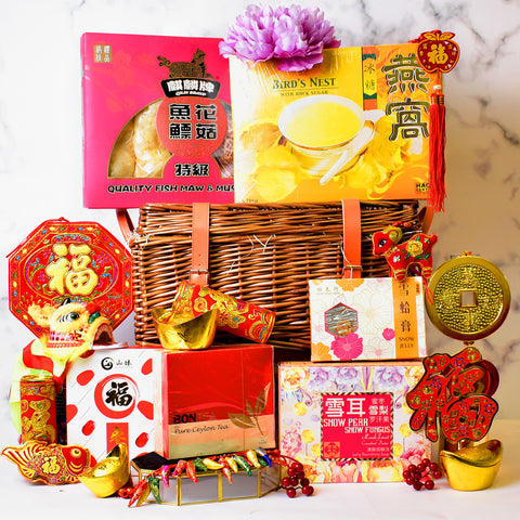 Enchanting CNY