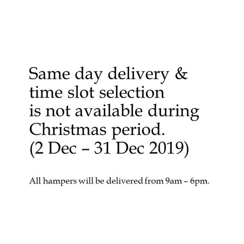 Christmas Hampers Delivery