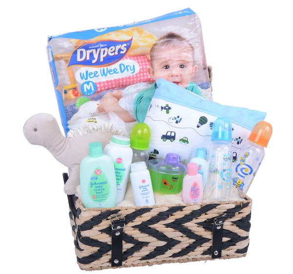 5b87830d6d12 Baby Care Gift Set for Baby Boy - Gift Hampers Malaysia