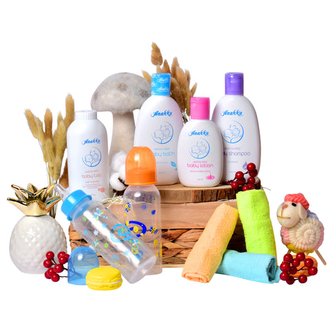 Cleansing Essential Gift Basket