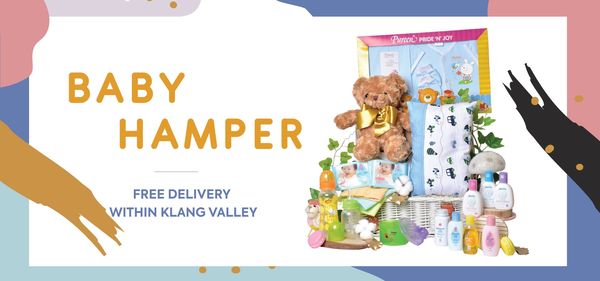 Baby Hampers Malaysia
