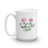 Pole Dancer in Bloom Mug