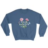 Pole Dancer in Bloom Sweatshirt