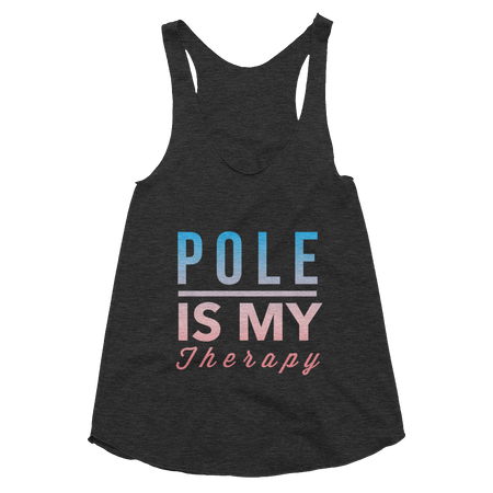 Dirty Pole Dancing Racerback Tank