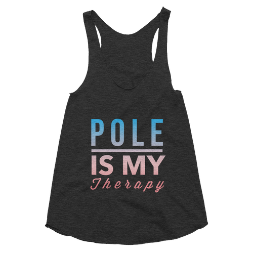 Pole is my therapy