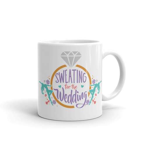 Sweating for the Wedding 💍 Mug