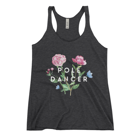 On Wednesday's We Wear Pink Women's Racerback Tank