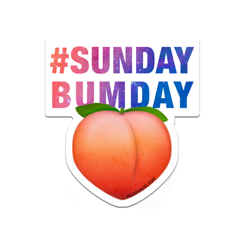 #SUNDAYBUMDAY Sticker 🍑