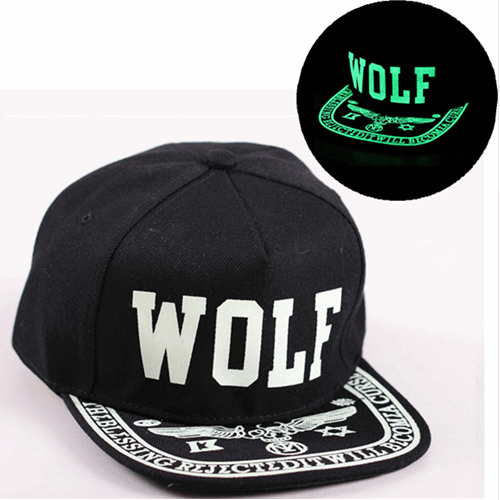 """PACK LEADER"" Snazzy Snapback Luminous Cap"