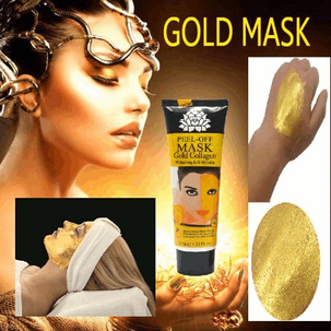 Golden Lotus Gold Collagen Face Mask