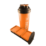Attitude Shaker Core150 protein shaker bottle (orange)