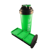 Attitude Shaker Core150 protein shaker bottle (green)