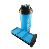 Attitude Shaker Core150 protein shaker bottle (blue)