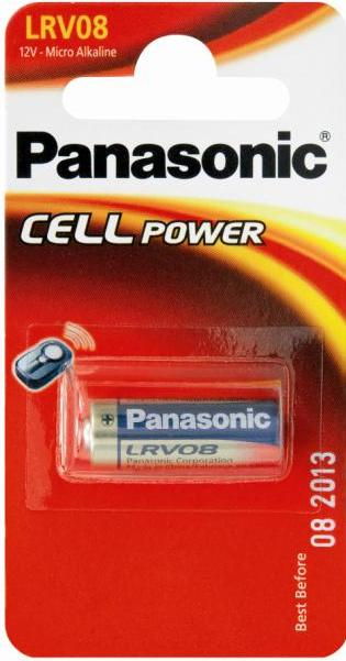 Panasonic Alkaline 23A 12v Battery - Pack of 1 | MN21 - Battery Warehouse UK | Free UK Delivery on all Orders