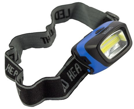 Union COB LED Head Light - Battery Warehouse UK | Free UK Delivery on all Orders