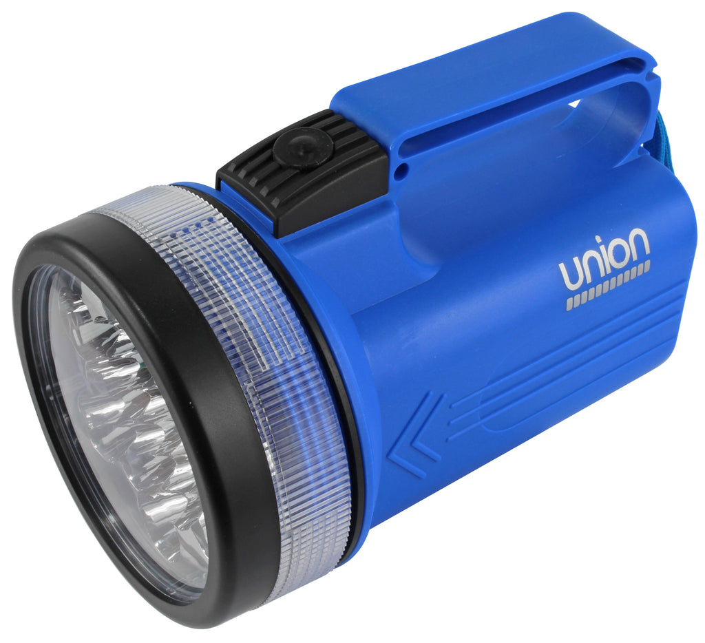 Union 6 Volt 13 LED Lantern With D Size Adaptor