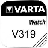 Varta Silver Oxide 319 Watch Battery - Pack of 1