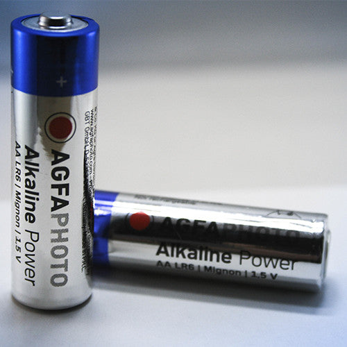Free AA Agfaphoto Batteries - Buy Battery Warehouse UK | Free UK Delivery on all Orders
