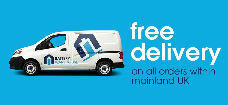 Free UK Delivery on all orders