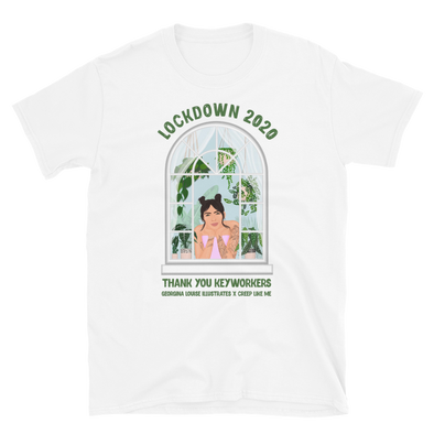 Lockdown 2020 Unisex T-Shirt