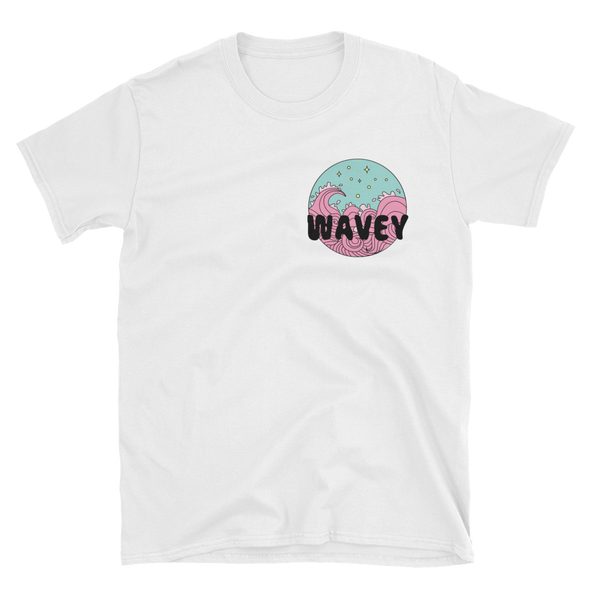 Wavey Unisex T-Shirt