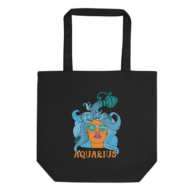Aquarius Eco Tote Bag
