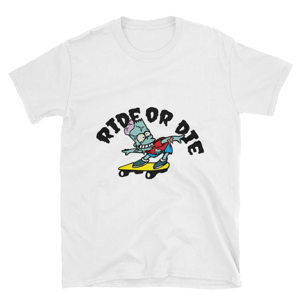Ride Or Die Short-Sleeve Unisex T-Shirt