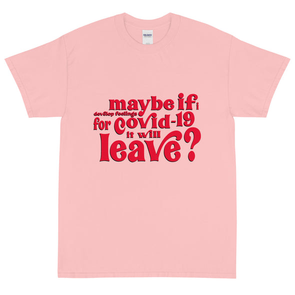 Pink Covid-19 T-Shirt