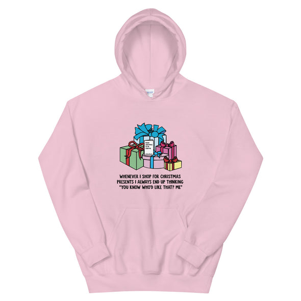 Merry Christmas To Me Unisex Hoodie