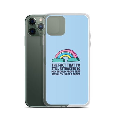 Sexuality iPhone Case