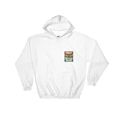 When I Think About You I Touch My Elf Hooded Sweatshirt