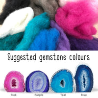 Gemstone Wool Mix