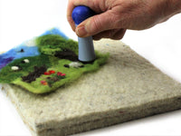 Large Eco Wool Mat