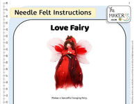 Love Fairy Instructions PDF
