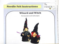 Witch and Wizard Pack