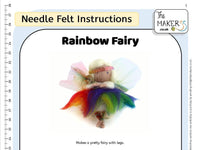 Rainbow Fairy Instructions PDF