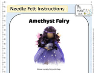 Amethyst Fairy Instructions PDF