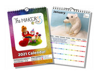 The Makerss Calendar 2021