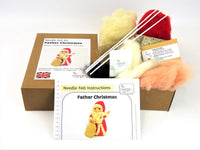 Father Christmas Kit with Sack