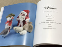 Making Simple Needle Felts Book (signed copy) - over 40 seasonal projects
