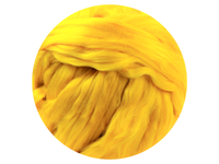 Bamboo Fibre Tops - soft golden, vegan fibre - 20g bag