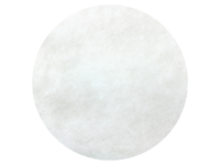 Bleached White - Australian Merino carded wool batts