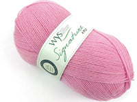 West Yorkshire Spinners Signature 4 Ply - 100g ball - limited amounts!