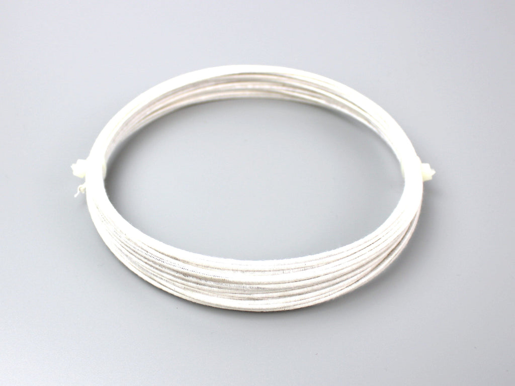 Cotton Covered Steel Wire - for wire armature