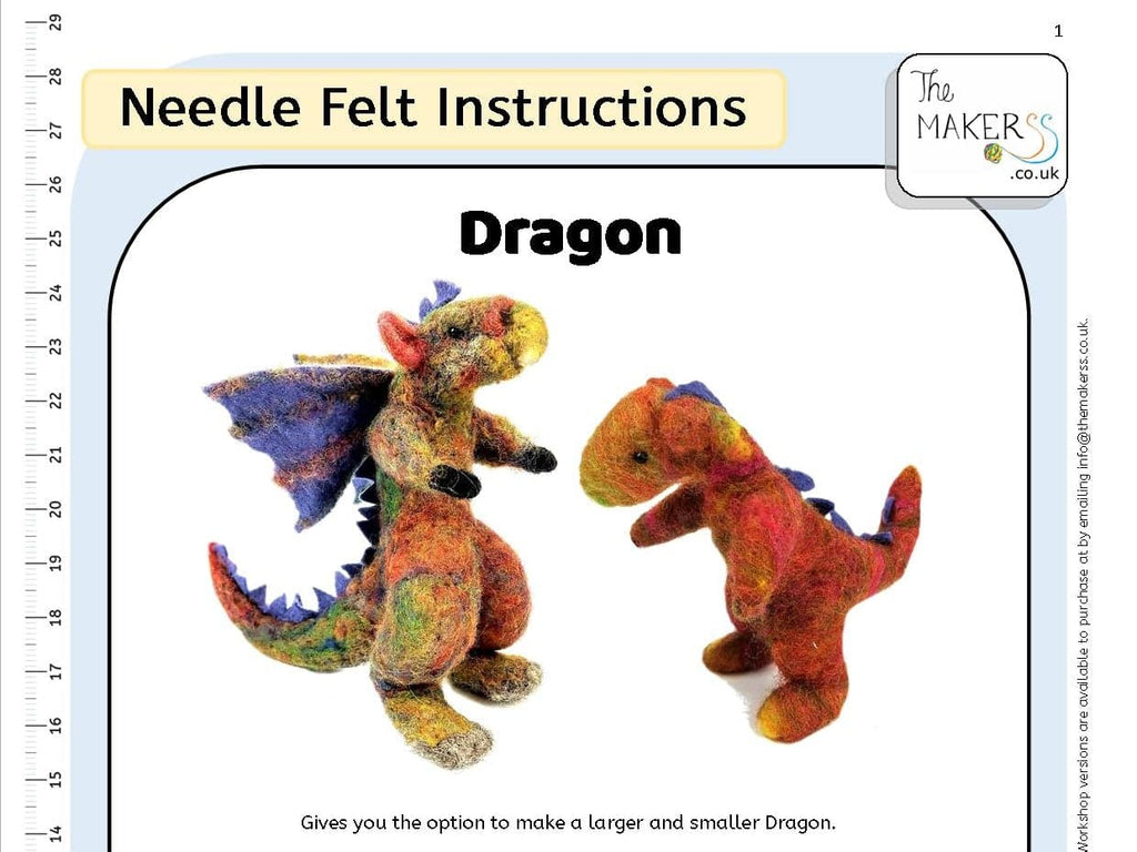 Dragon Instructions PDF