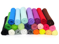 Felt Sheets wool-viscose mix for picture backing and clothes for small figures